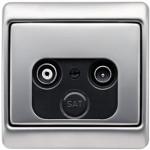 Электроустановочные изделия Berker Serie Arsys от компании Tenart