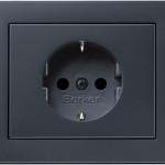 Электроустановочные изделия Berker Serie K.1 от компании Tenart