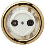 Электроустановочные изделия Berker Serie K.5 от компании Tenart