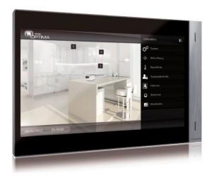 Автоматизация и визуализация комнии DIVUS серия DIVA от компании Tenart в России