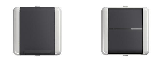 Электроустановочные изделия JUNG Серия WG 800 от компании Tenart