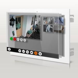 Автоматизация и визуализация комнии Home Cockpit от компании Tenart в России