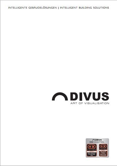 Каталог продукции Divus